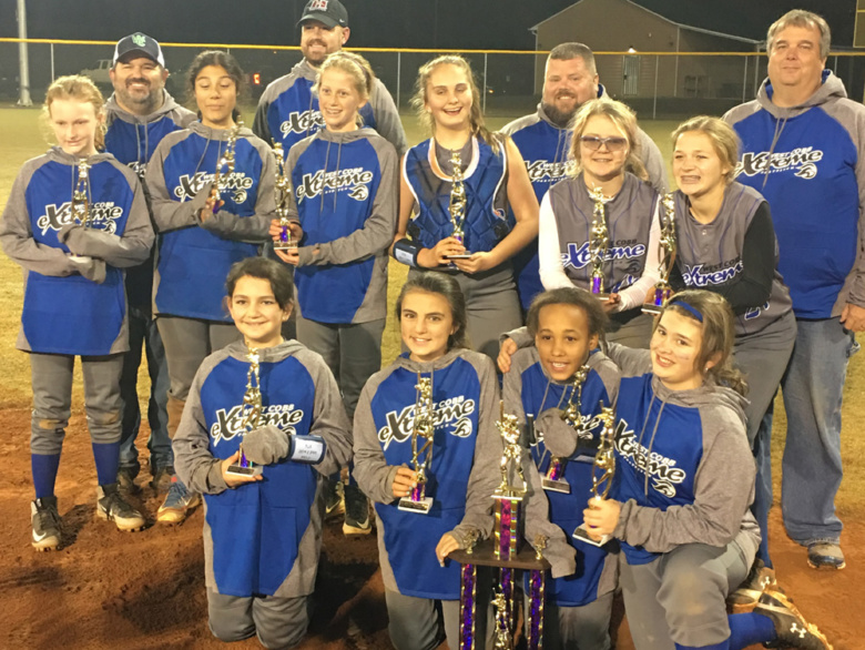 West Cobb Extreme 12U - Isley