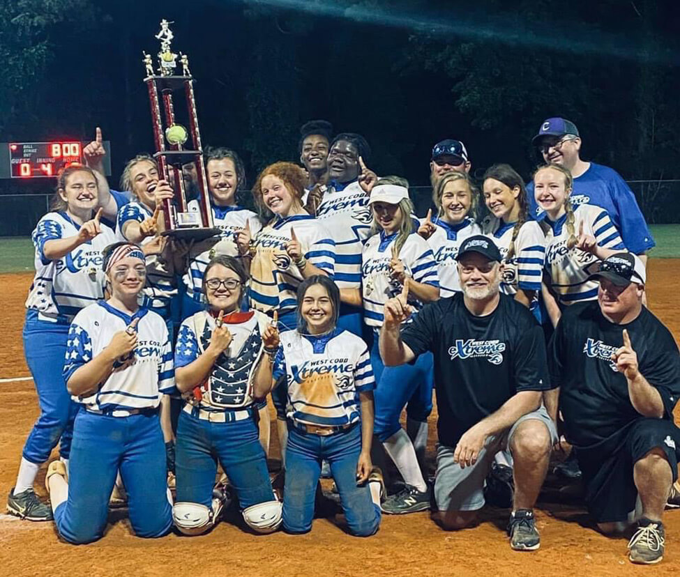 West Cobb Extreme Wins State Tournament